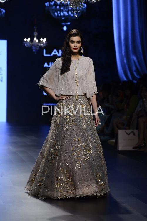 Nimrat Kaur and Diana Penty grace the ramp on Day 3 of Lakme Fashion Week | PINKVILLA