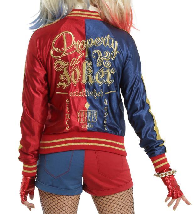 La icónica chamarra para sentirte como una Harley Quinn original. | 16 Formas de…