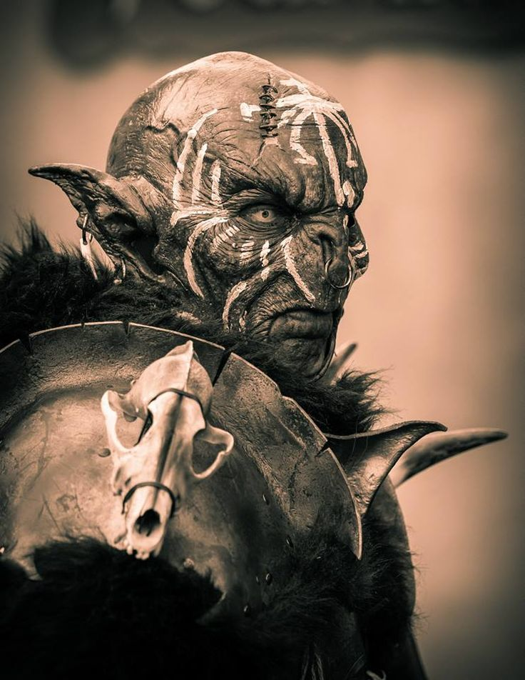 Orc Cosplay ~ The Work of The Red Dragon Lord » Mordor ~ The Land ...