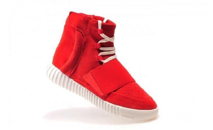 Moda Adidas Yeezy 750 Na Sprzedaż Obuwie Biały Czerwony