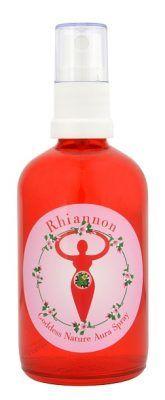 Goddess Nature Aura spray Rhiannon