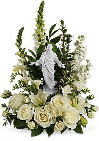 funeral flower arrangements   Funeral Flowers & Arrangements- Middletown, NJ   Posies Flower Shop                                                                                                                                                                                 Más