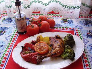 Pollo al Aceto Balsamico del blog El Recuncho de Sol