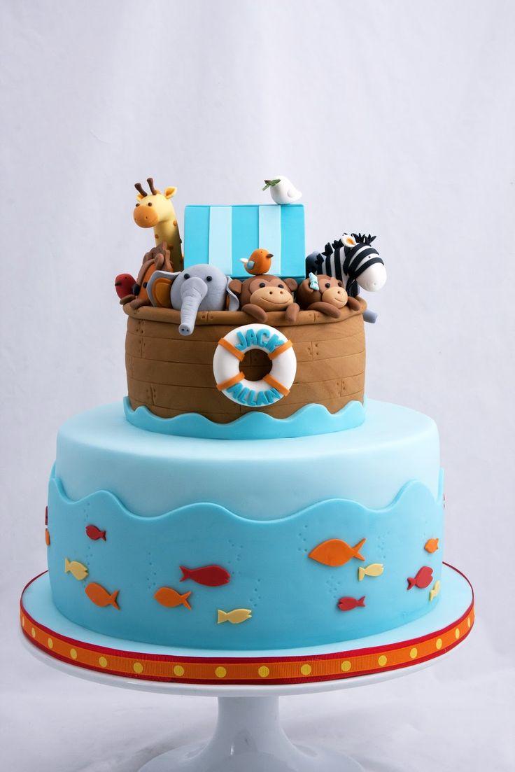 Jack's Ark Cake