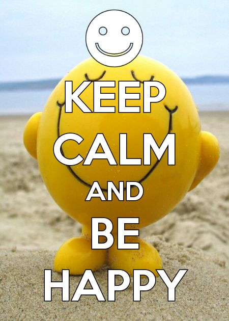 Be #happy!