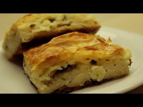 104 best turkish recipes images on pinterest turkish recipes turkish water borek delicious cheese borek recipe youtube forumfinder Gallery