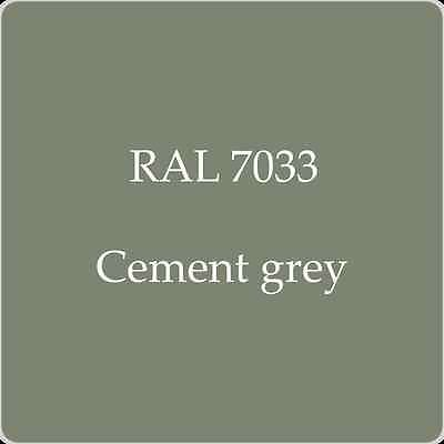 RAL 7033 HIGH QUALITY GE...