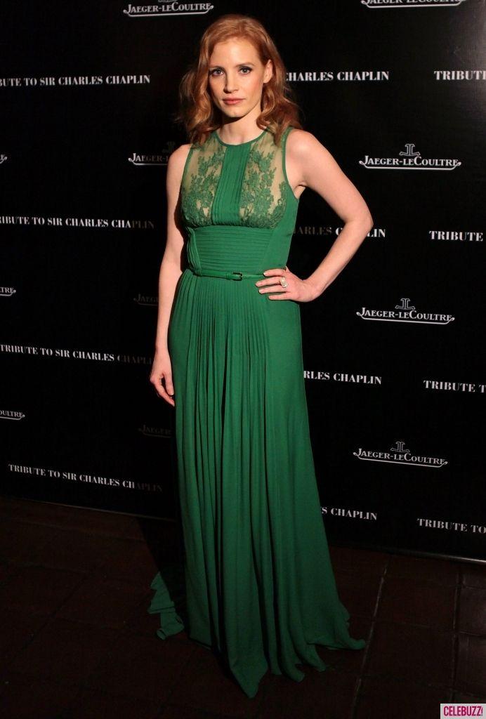 Тина Тернер вышла замуж в зеленом платье