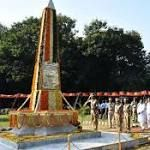 Tributes paid to martyrs on 'Police Commemoration Day'