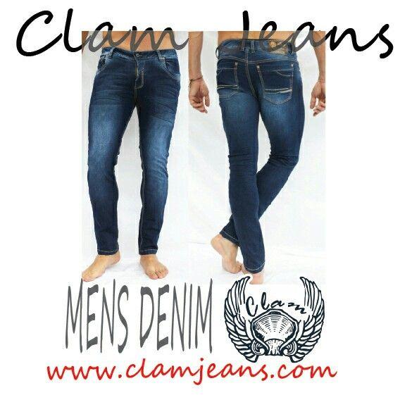 Revisa nuestros jeans en www.clamjeans.com