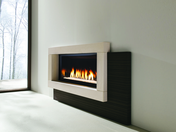Add A Sleek Stretch Of Dancing Flames To Any Room With The
