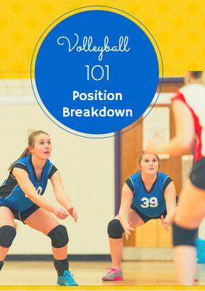Volleyball 101: Position Breakdown -
