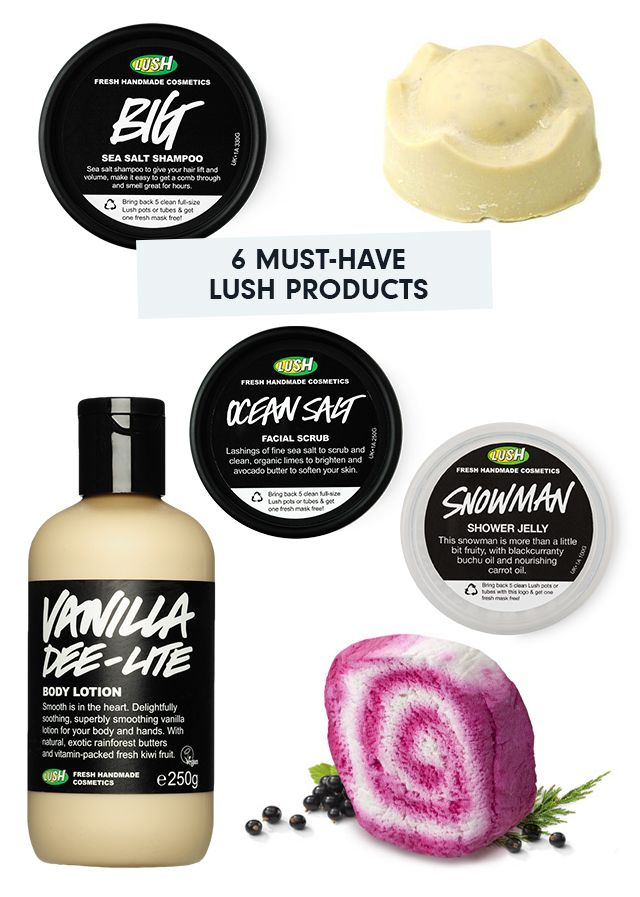 6 Must-Have Lush Products, read more about it on my blog: http://heyrita.co.uk/2015/01/must-have-lush-products/