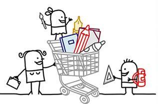 Agosto es un buen mes para ahorrar en tus compras de uniformes y útiles escolares con sus días sin impuestos!