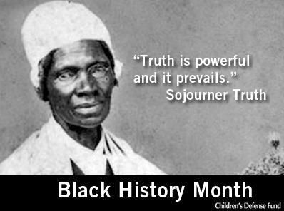 sojourner truth quotes | truth is powerful and it prevails sojourner truth Quotes