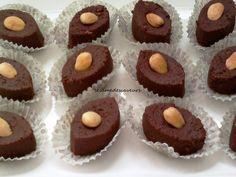 Petits gâteaux au chocolat (sans cuisson) - Le Sésame Des Saveurs
