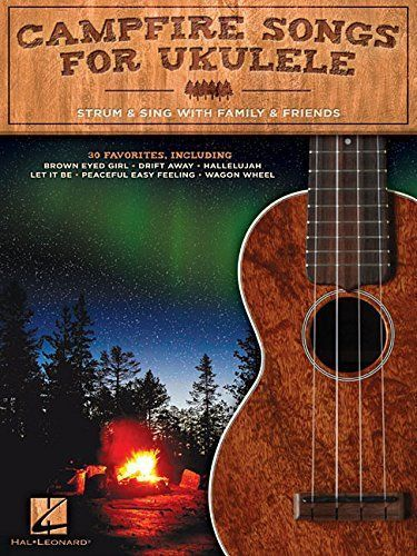 """Campfire Songs for Ukulele Strum & Sing with Family & Friends"" and many other Ukulele books available in the Oxfordshire libraries"