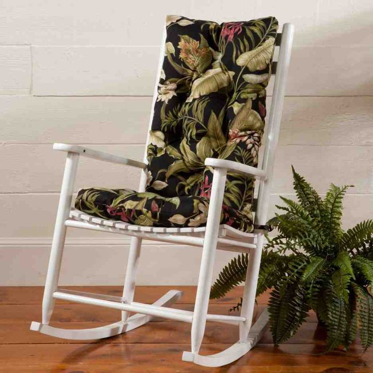 Outdoor Rocking Chair Seat Cushions - 48 Best Best Rocking Chair Cushions Images On Pinterest Rocking
