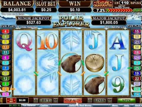 100 free spins daily