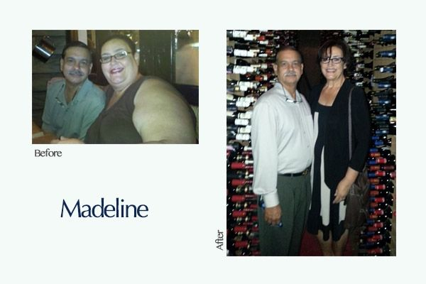 Madeline Weight Transformation - 5 Women Share the Tricks That Motivated Their Weight Loss - #ReImagineDieting Sign up for more weight loss stories like this at fullplateliving.org