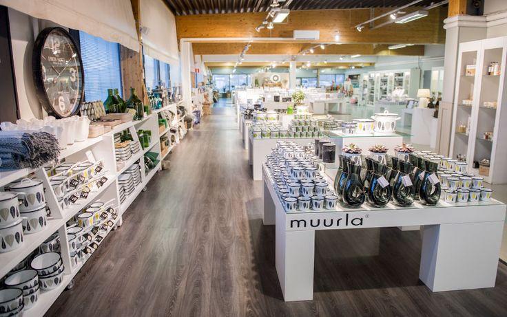 Muurla Factory shop in Muurla