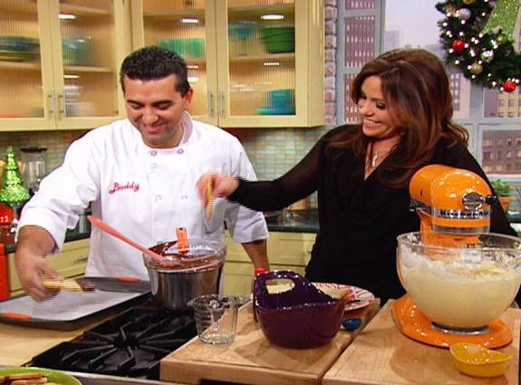 Buddy Valastro's Icebox Christmas Cookies