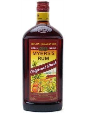 meyer rum   Myers's Rum / Original Dark