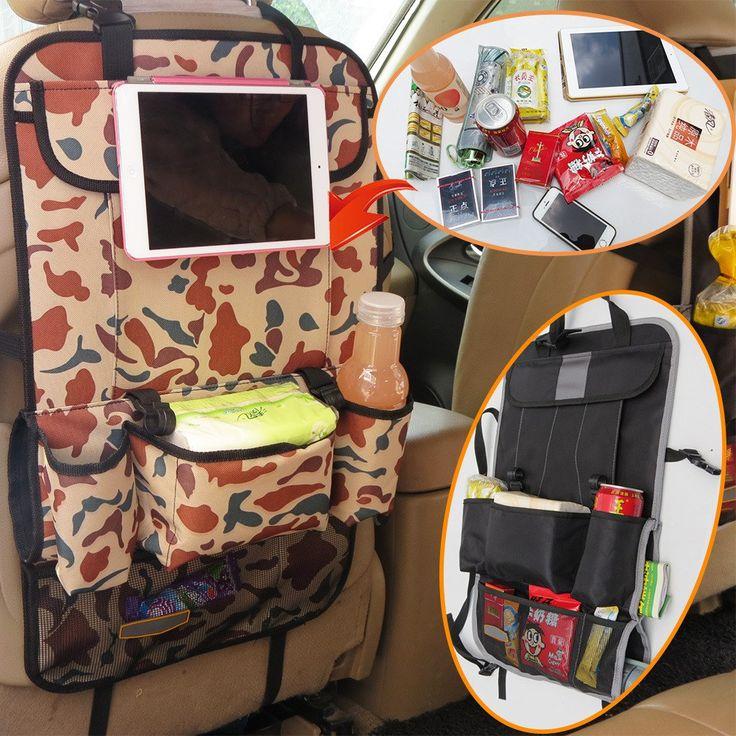 Wholesale prices US $14.12  Auto Car Organizer Back Seat Multi Pocket Car Organizer Storage Box Bag Baby Kids Car Seat ipad Hanging Bag For Car Seat Covers  #Auto #Organizer #Back #Seat #Multi #Pocket #Storage #Baby #Kids #ipad #Hanging #Covers  #Internet