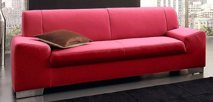 die besten 25 rote sofas ideen auf pinterest roter sofa dekor rotes sofa und rote couchzimmer. Black Bedroom Furniture Sets. Home Design Ideas