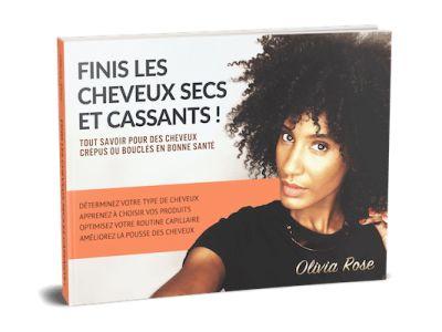 Entretien et mise en plis des cheveux crépus naturels et bouclés – Olivia Rose.
