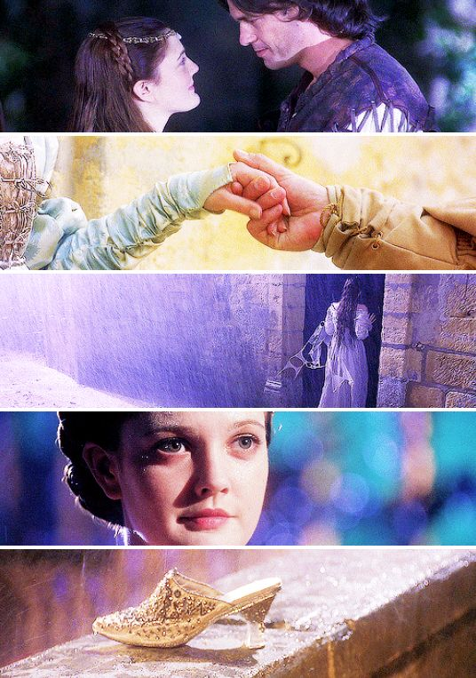 """""""By then, the truth of their romance had been reduced to a simple fairy tale. And, while Cinderella and her prince did live happily ever after, the point, gentlemen, is that they lived."""" #everafter"""