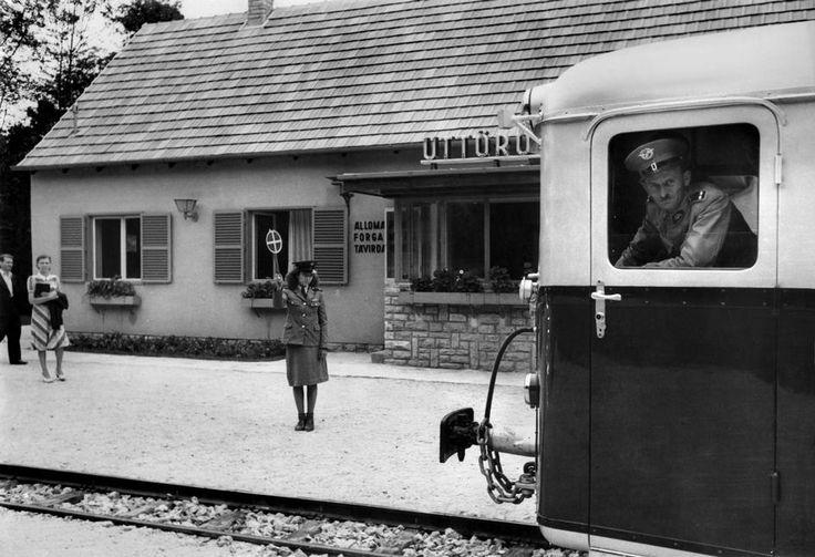 David Seymour. 1948 Budapest. Magnum