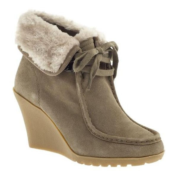 white mountain ingle low shaft high wedge boots found on