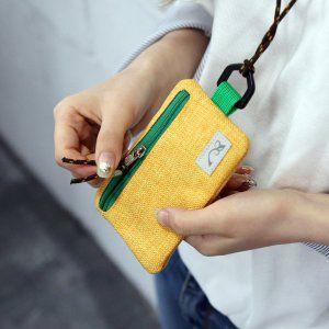 목걸이 카드 지갑 동전지갑 카드홀더 지퍼 카드파우치 파우치 지갑파우치 화장품파우치 네클리스 - 11번가