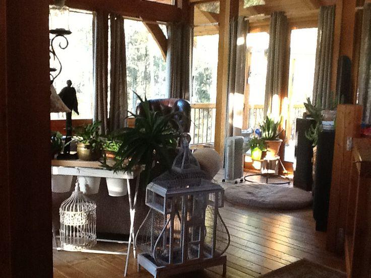 My living room.