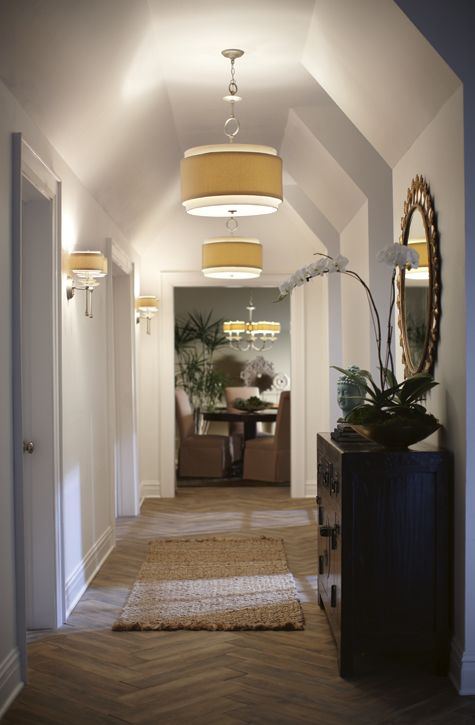 40 Best Hallway Lighting Inspiration Images On Pinterest