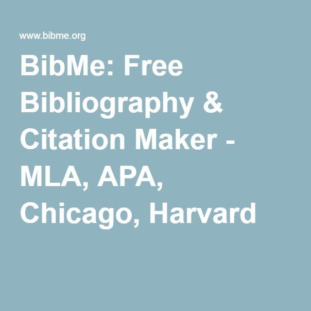 Mla citation thesis