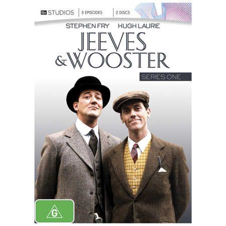 Jeeves and Wooster: Series 1