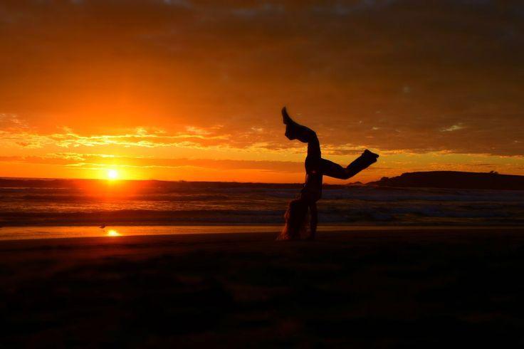 Sunset, Cachagua