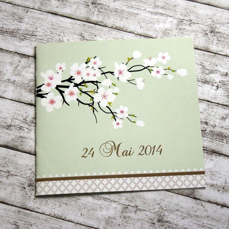 Invitaţie de nuntă Spring dream http://designbyclarice.ro/