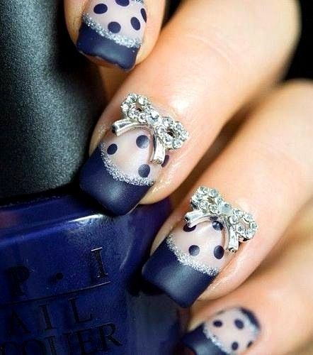 Like a girl #nails