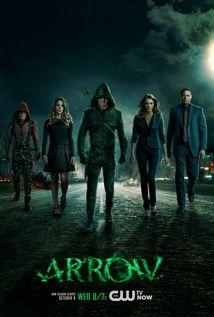 Banco de Séries - Organize as séries de TV que você assiste - Arrow