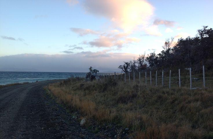 Estancia Invierno. Isla Riesco. El Gaucho. Punta Arenas. Chile