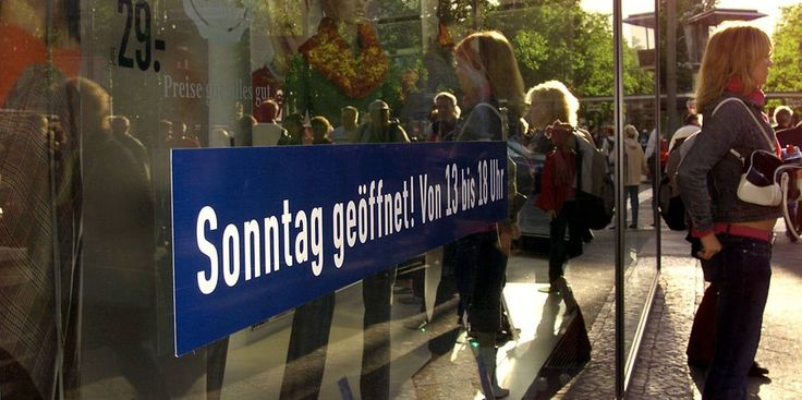 Urteil vom Verwaltungsgericht: Berliner Richter verbieten drei verkaufsoffene Sonntage