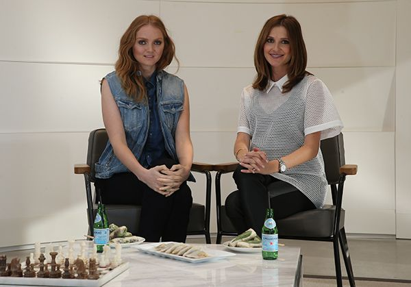 Date with Kate: Lily Cole English model and actress Lily Cole got her first cover of British Vogue at the age of 16, has worked with luxury brands from Chanel to Louis Vuitton and is the face of G-Star denim. The 26-year-old was in Sydney recently to launch G-Star's autumn/winter range and I caught up with her to chat about her work, moving from modelling to acting and working alongside Heath Ledger.