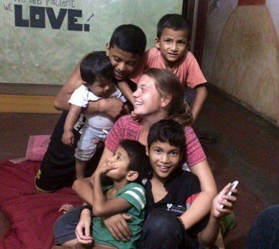 "Diana on Twitter: ""@BlinkNow Please look at the great work @maggiedoyne is doing in Nepal!! https://t.co/BrBVDu66Ks"""
