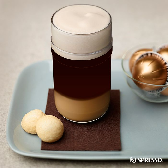 1000+ images about Nespresso on Pinterest  Iced coffee  -> Nespresso Iced Coffee