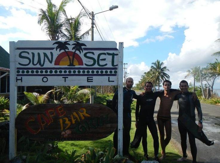 Hotel Sunset , Sector Nirvana.