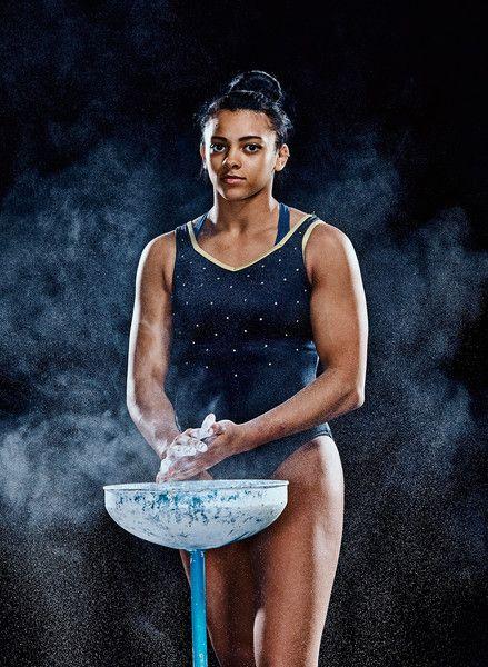 a year in focus with British gymnastics - Ellie Downie