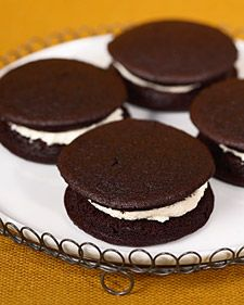 This delicious whoopie pie filling is courtesy of Cranberry Island Kitchens.